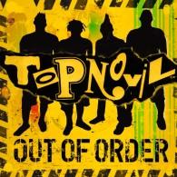 "Topnovil - Out Of Order 12""LP lim.400 green yellow splatter (PRE ORDER)"