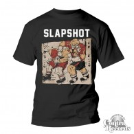 "Slapshot - ""2019 Tourshirt"" T-Shirt black"