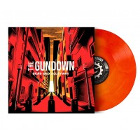 """Gundown,The - """"Dead End Alleyway"""" 12""""LP lim.100 galaxy blood red / mustard yellow Contra edt. (PRE ORDER)"""