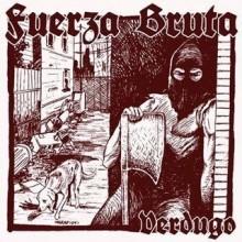 """Fuerza Bruta - Verdugo 12""""LP lim.500bronze"""