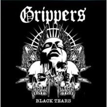 """Grippers - """"Black Tears"""" - Digipack-CD"""