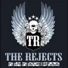 """The Rejects - """"The Past The Present & No Future"""" CD"""