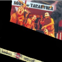 Sons of Tarantula - Kamikaze Rock'n'Roll CD