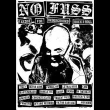 NO FUSS - A4 Book/Zine #1 (English)
