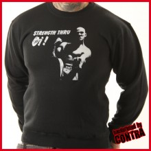 Strength thru Oi! - Sweater