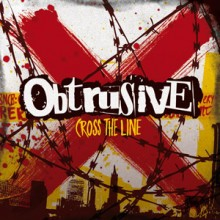 Obtrusive - Cross The Line CD