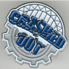 Metall-Pin - Crashed Out UK