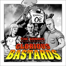 Gonads, The - Glorious Bastards CD (Digipack)