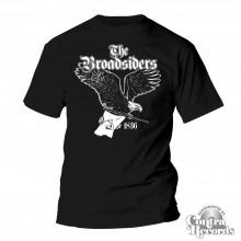 Broadsiders - Eagle - T-Shirt