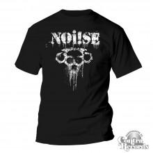 Noi!se - Knuckle- black - T-Shirt