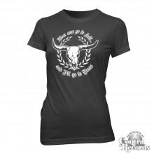 Broadsiders - Bull - Girl Shirt