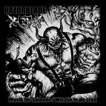 Razorblade - Musik für Spinner 7'EP (lim.+ Downloadcode)