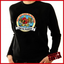 Contra Records - Kampfhahn neu - Girl Sweater