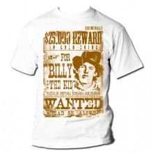 Criminals - Billy the Kid - T-Shirt
