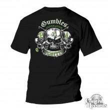 Gumbles - Generation21 Skull - T-Shirt