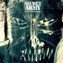 Secret Army - Crush the remains CD
