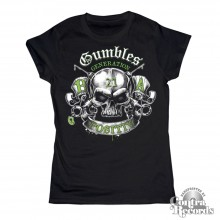 Gumbles - Generation21 Skull - Girl Shirt