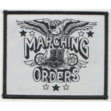 "Patch - Marching Orders ""Eagle"""