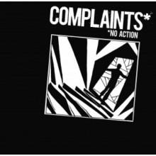 Complaints* - No Action 7'EP (lim. black 300 Stk.)
