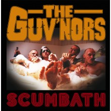 Guvnors, The - Scumbath 7'EP lim.200 Black