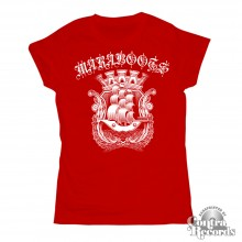 Maraboots - Girl Shirt red