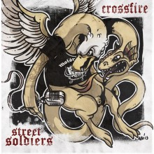 "V/A Crossfire / Street Soldiers - Split 7""EP"