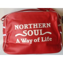 PVC Shoulder Bag Northern Soul Way of Life