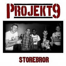 "Projekt 9 - Storebror -7""EP, lim.300 copies incl.DLCode"