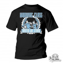 Working Class - T-Shirt black- New!