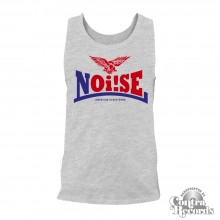 Noi!se - Girl Tank Top - grey