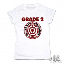 Grade 2 - Oi! the new Generation - Girl Shirt white