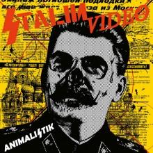 "Stalin Video - ""Animalistik"", lim. 200 splattered LP"
