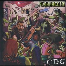 "PLAKKAGGIO - CDC - black, 7"" EP"