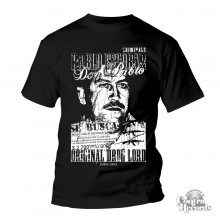Criminals - Pablo Escobar - T-Shirt black