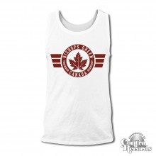 "Bishops Green -""Leaf"" -  Men Tank Top"