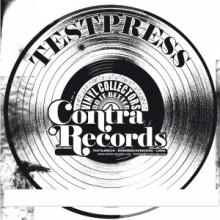 "On the Job - White Collar - 12""LP,lim. Testpress"