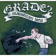 "GRADE 2 - Mainstream View -10""inch,200.lim.splattered (1st press!)"