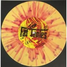 "FAT TONIES - L.O.V.E. - 7`""EP lim.200 splatter + Downloadcode"