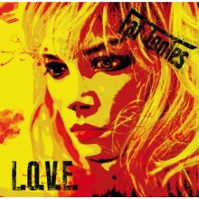 "FAT TONIES - L.O.V.E. - 7`""EP lim.100 black"