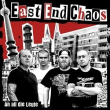 "East End Chaos ""An all die Leute"" MCD + Sticker"