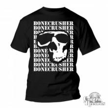 Bonecrusher - T-Shirt black
