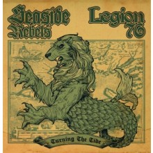 "V/A Seaside Rebels/Legion 76-Turning The Tide 7""EP lim.500Black"