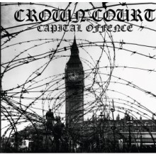 Crown Court-Capital Offence Digipack-CD by Contra Records