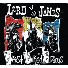 """Lord James-The Fast,The Fuked and the Furious-12""""LP+CD"""