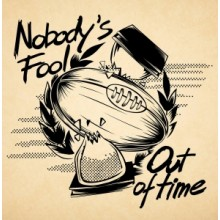"Nobody's Fool - Out of time 12""LP lim.200Black"