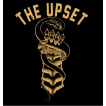 "Upset,the - s/t 7""EP lim. 350 Black +Download"