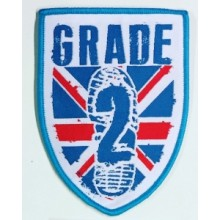 Grade 2 Logo - Patch
