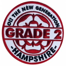 Grade 2 - Oi!the new Generation - Patch