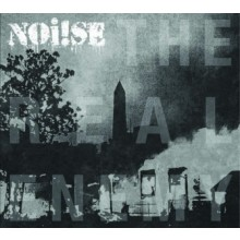 "Noi!se - The Real Enemy - 12""LP- lim. silver"