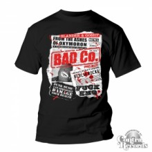 Bad Co. Project - T-Shirt - Black